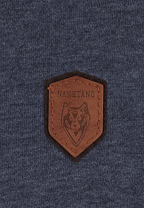Bleu Naketano 'geschichtenerzähler' En shirt grisGris Sweat lJ1TFcK