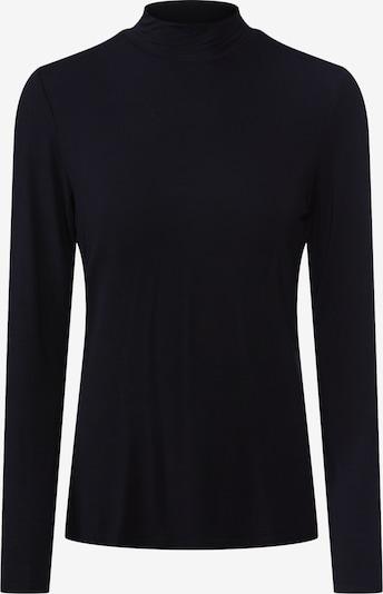 VILA Shirt 'BULIS ANIMALA FUNNEL' in de kleur Zwart, Productweergave