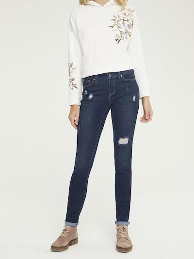heine Jeans 'Alwa' in blue denim, Modelansicht