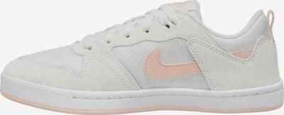 Nike SB Sneaker 'Alleyoop' in weiß, Produktansicht