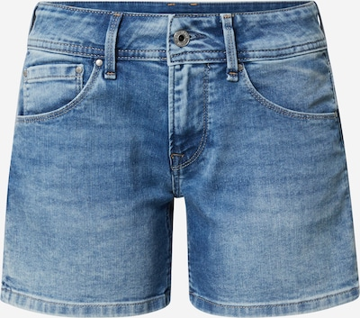 Pepe Jeans Shorts 'Siouxie' in blue denim, Produktansicht
