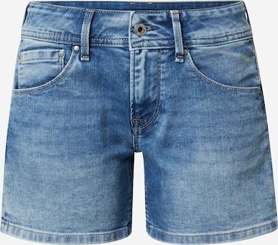 Pepe Jeans Jean 'Siouxie' en bleu denim, Vue avec produit