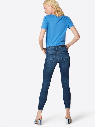Noisy may Jeans in blue denim: Rückansicht