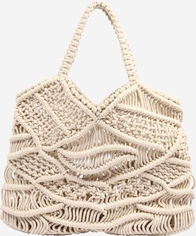 PIECES Tasche 'PCNANNA CROCHET BAG SWW' in beige, Produktansicht