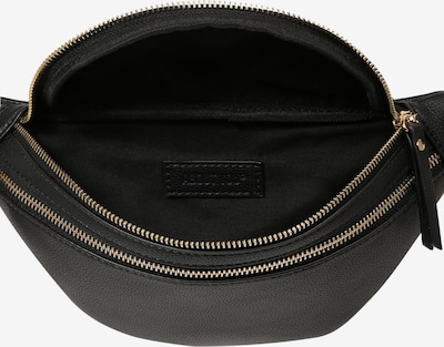 ABOUT YOU Tasche 'Jonna' in schwarz: Draufsicht