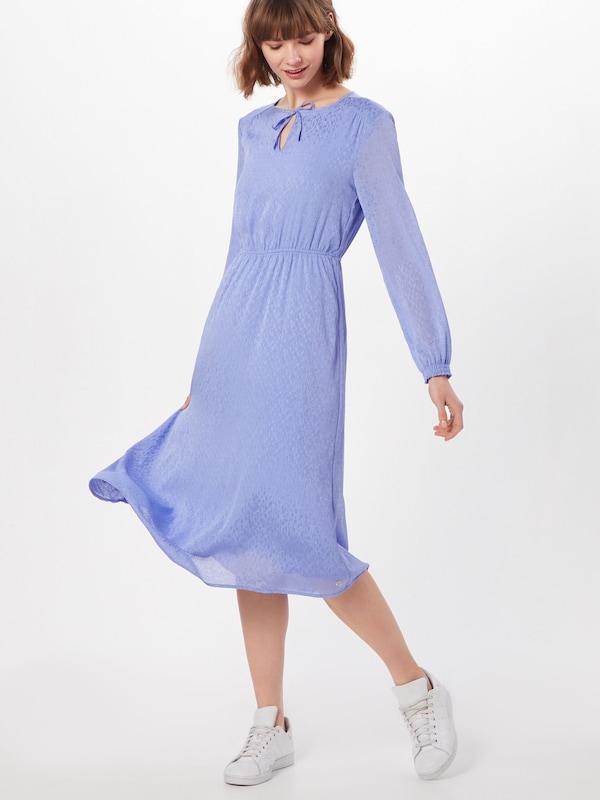 En Robe Tom Denim Tailor Bleu 8nvmwN0yO