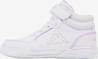 KAPPA Sneaker in hellgrau / rosa, Produktansicht