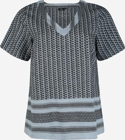 Marškinėliai 'Nessa' iš Zizzi , spalva - mėlyna, Prekių apžvalga