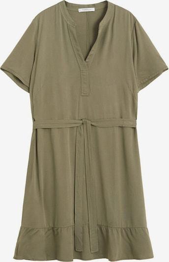 VIOLETA by Mango Sukienka w kolorze khakim, Podgląd produktu