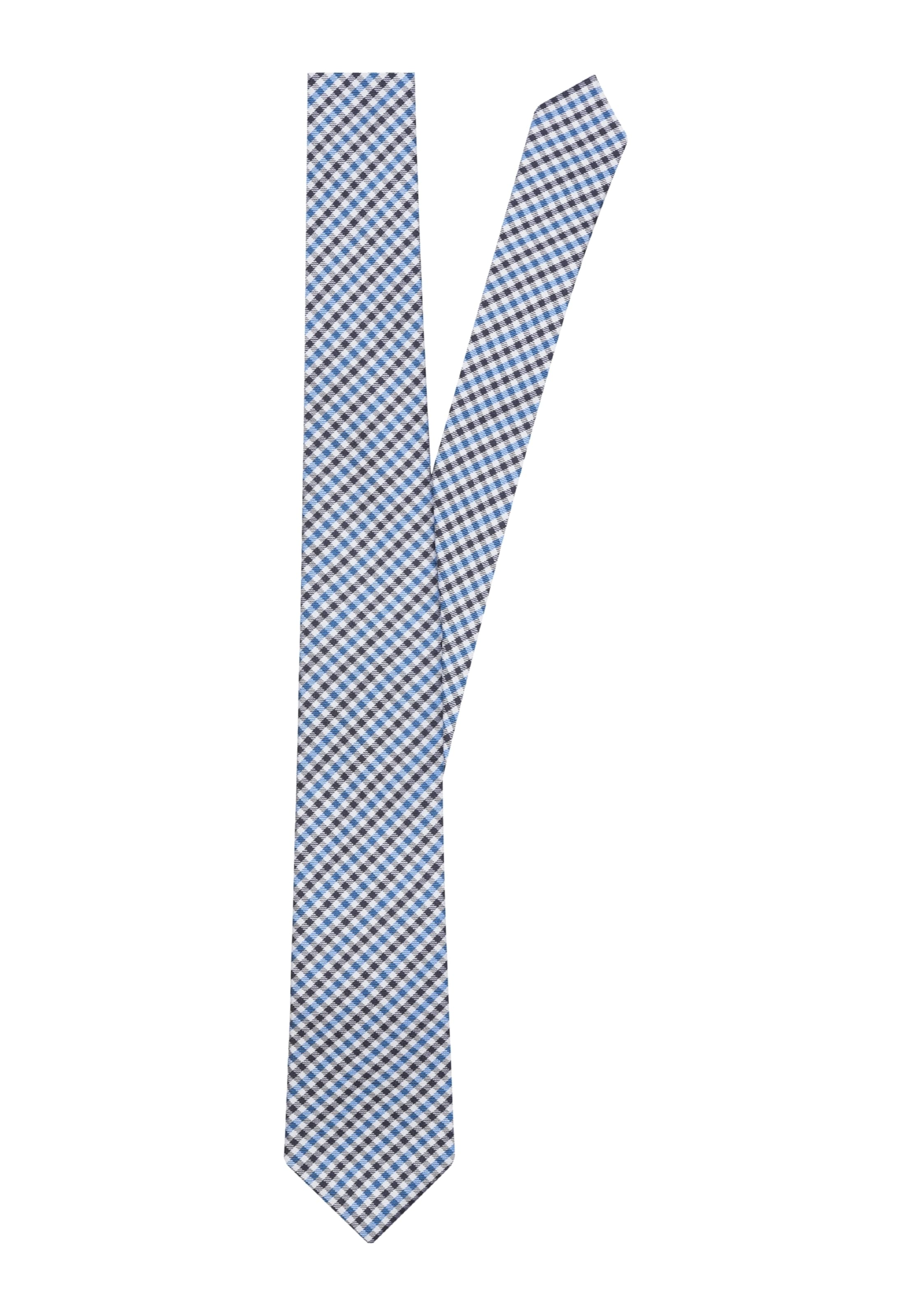 'schwarze En Blanc Seidensticker Rose' Cravate BleuAnthracite 8kXP0wOn