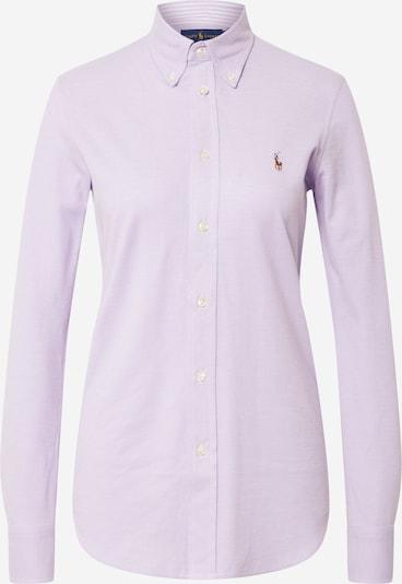 POLO RALPH LAUREN Bluse 'Heidi' in lila, Produktansicht