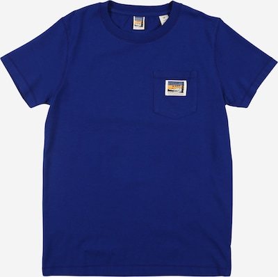 Scotch Shrunk Shirt in blau, Produktansicht