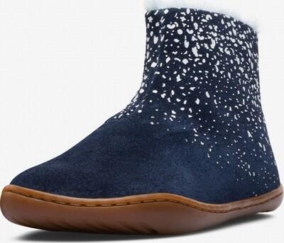 CAMPER Stiefel 'Twins' in dunkelblau, Produktansicht
