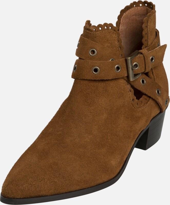 PIECES Wildleder-Stiefel