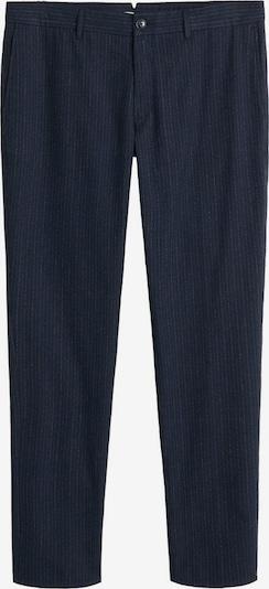 MANGO MAN Nohavice 'Brest' - námornícka modrá, Produkt