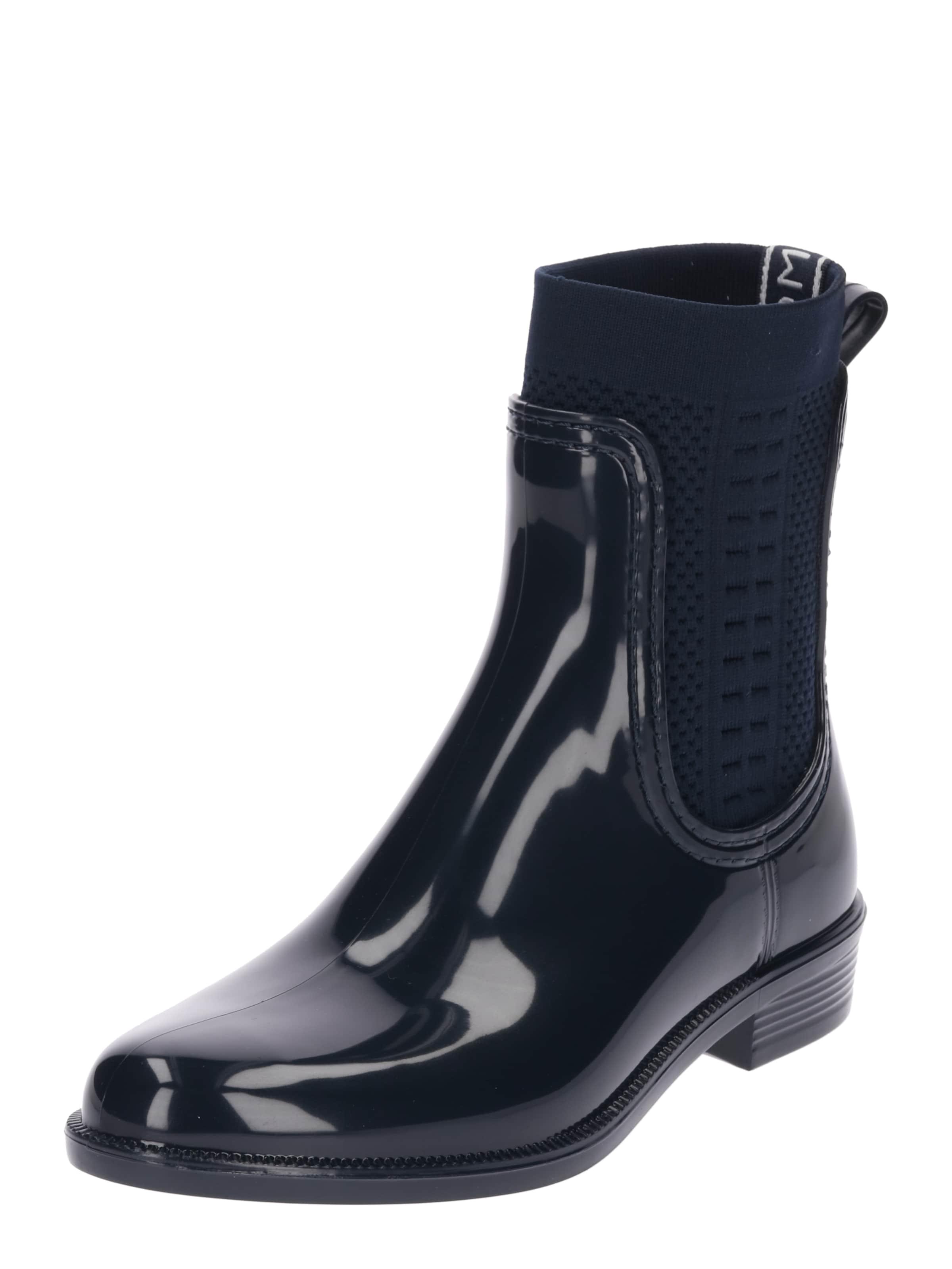 TOMMY HILFIGER | Stiefelette 'RAIN BOOT' Schuhe Gut getragene Schuhe