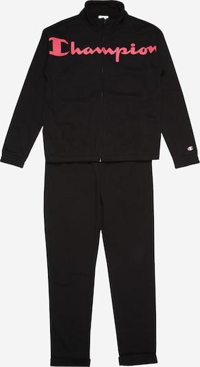Champion Authentic Athletic Apparel Set - čierna: Pohľad spredu