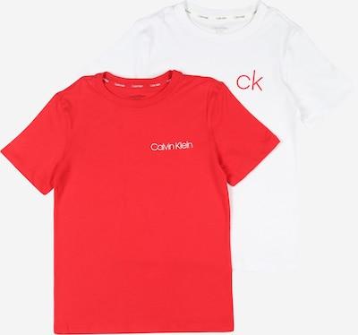 Calvin Klein Underwear Schlafshirt in schwarz / weiß, Produktansicht