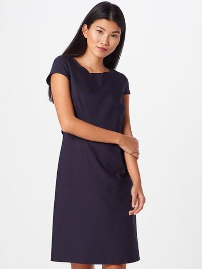COMMA Kleid in kobaltblau, Modelansicht
