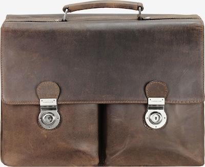 Harold's Aktentasche in taupe, Produktansicht