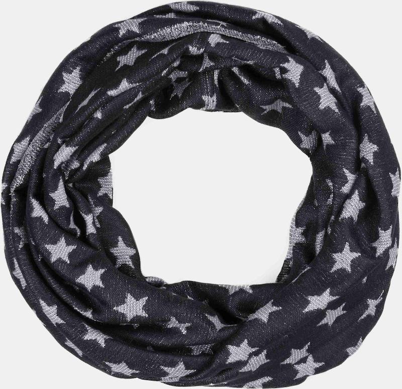 CODELLO Loop im Glitter-Look mit Sternchen-Muster