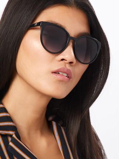 LE SPECS Sonnenbrille 'Armada' in schwarz, Modelansicht