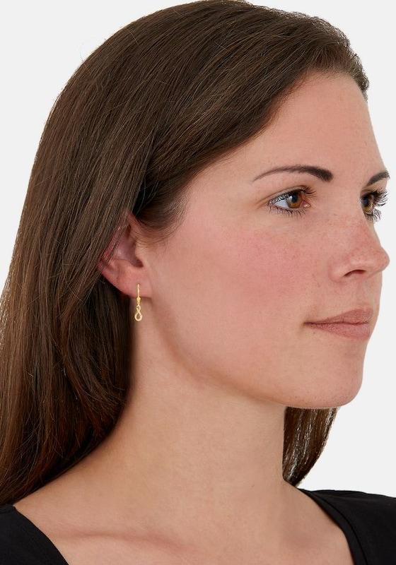 AMOR Paar Ohrhänger 'Infinity/Unendlichkeit'