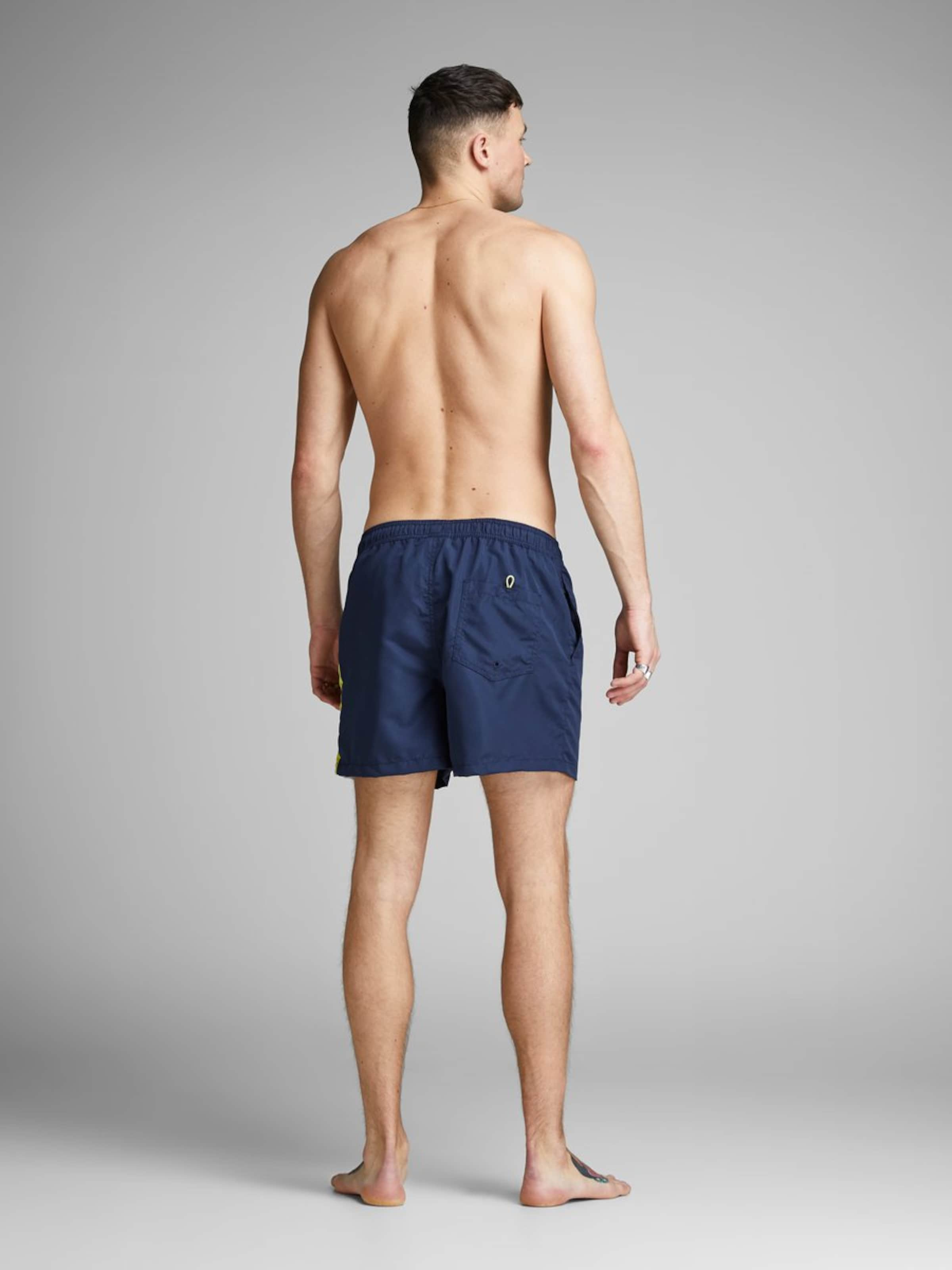 In Jones Jones Jackamp; Badeshorts In Jackamp; Jackamp; Blau Badeshorts Blau Nn0wm8