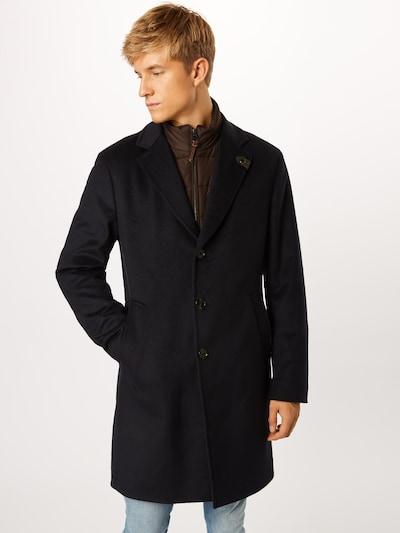 JOOP! Płaszcz przejściowy w kolorze ciemny niebieski / brązowym, Podgląd na modelu(-ce)