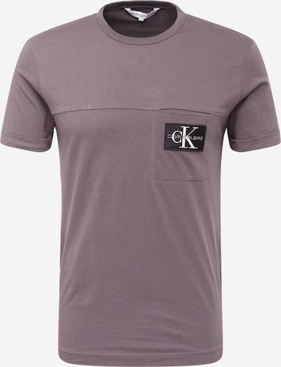 Calvin Klein Jeans Koszulka w kolorze fioletowym kyKUJXC9
