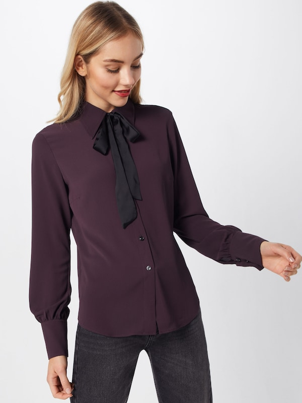 Raw Blouse 'core L In star G Bow s' Lila Wmn Slim 9YeDIbWEH2