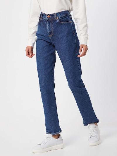 Samsoe Samsoe Jeans 'Adelina 11358' in blue denim, Modelansicht