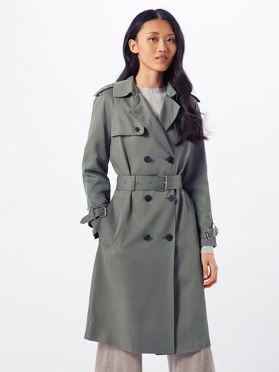 Calvin Klein Mantel 'TRANSSEASONAL LS TRENCH COAT' in khaki, Modelansicht