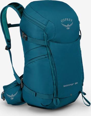 Osprey Rucksack 'Skimmer 28' in Blau