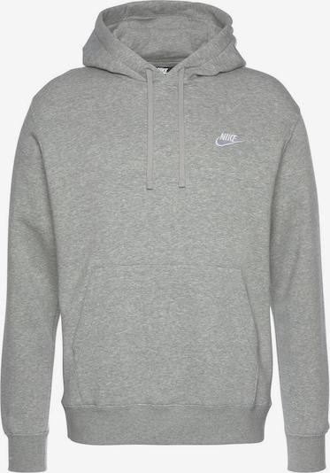 Nike Sportswear Sweatshirt 'Club' in grau, Produktansicht