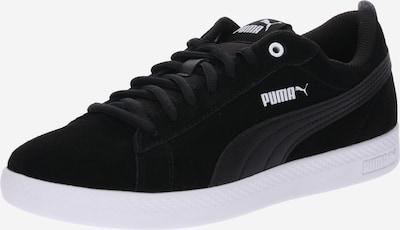 PUMA Sneaker 'Smash v2 SD' in grau / schwarz / weiß, Produktansicht