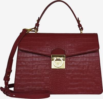 POON Switzerland Handtasche in weinrot, Produktansicht