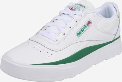 Reebok Classic Zemie apavi 'Legacy Court' cementpelēks / zaļš / balts, Preces skats