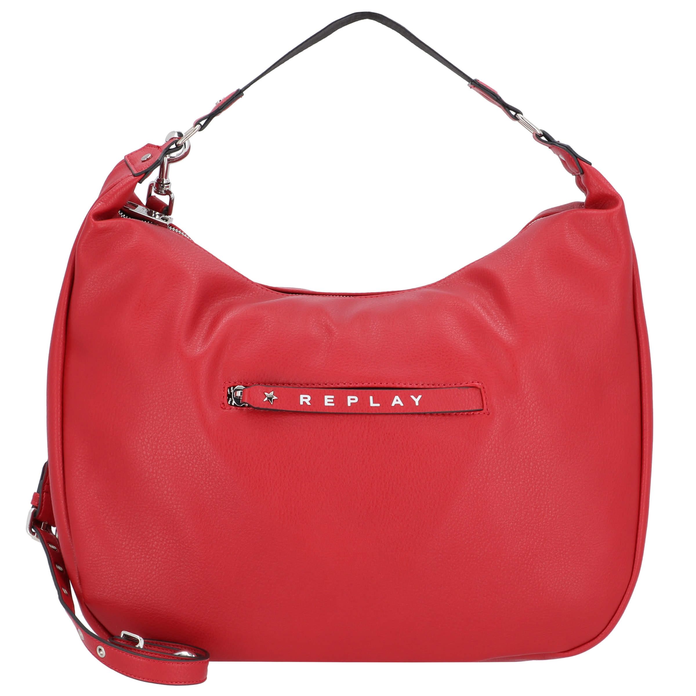 Replay Schultertasche Replay Rot In In Schultertasche HIYED9W2