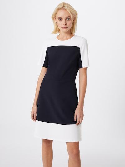 TOMMY HILFIGER Kleid 'ANGELA PANEL DRESS SS' in dunkelblau, Modelansicht