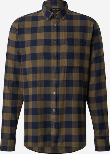 Dalykiniai marškiniai 'Anton' iš Casual Friday , spalva - tamsiai mėlyna / šviesiai ruda / margai pilka, Prekių apžvalga
