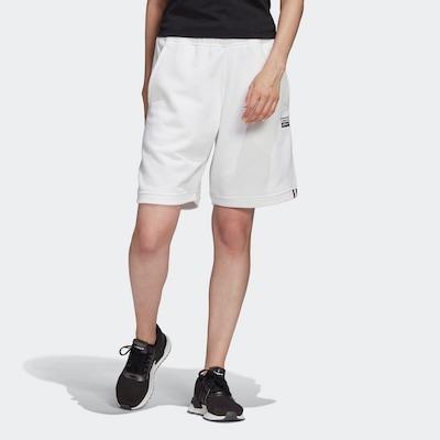 ADIDAS ORIGINALS Sportbroek in de kleur Wit, Modelweergave