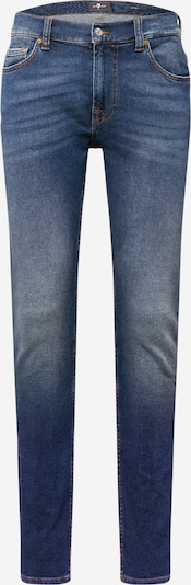 7 for all mankind Jeans 'Ronnie' in blue denim, Produktansicht
