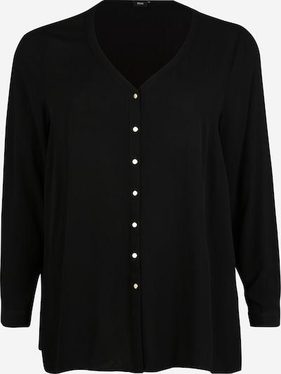 Zizzi Bluzka 'CAMONE' w kolorze czarnym, Podgląd produktu