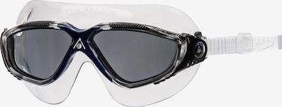 phelps Schwimmbrille in schwarz / transparent, Produktansicht