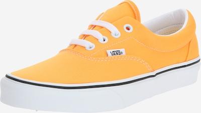 VANS Baskets basses 'UA Era' en orange / blanc, Vue avec produit