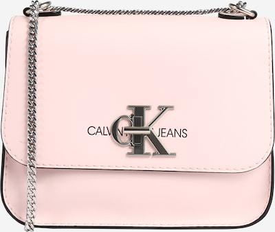 Calvin Klein Jeans Torba za čez ramo 'MEDIUM FLAP W/CHAIN' | roza barva, Prikaz izdelka