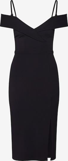 Rochie de seară 'GO BARDOT TUX' NEW LOOK pe negru, Vizualizare produs