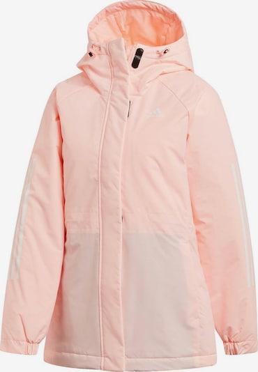 ADIDAS PERFORMANCE Winterjacke 'XPLORIC 3 STRIPES WINTER JACKET' in rosa, Produktansicht