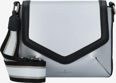 PAULS BOUTIQUE LONDON Umhängetasche 'Felbridge Raffie' in gold / schwarz / silber / weiß, Produktansicht